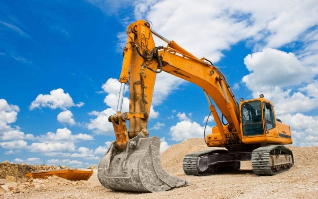 excavator excavari si terasamente