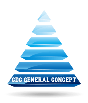 CDC GENERAL CONCEPT Logo